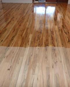 Marri hardwood flooring