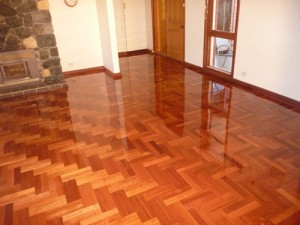 Mosaic parquetry by DIY Parquetry & Cork
