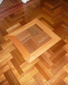 Parquetry by D.I.Y. Parquetry and Cork