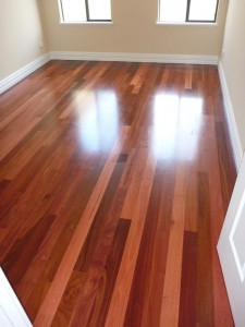 flooring by DIY